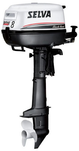 prodaja motora Selva BLACK-BASS-8