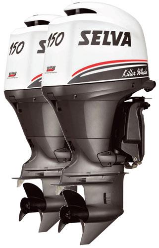 prodaja-motora-Selva-KILLER-WHALE-2-x-150-EFI